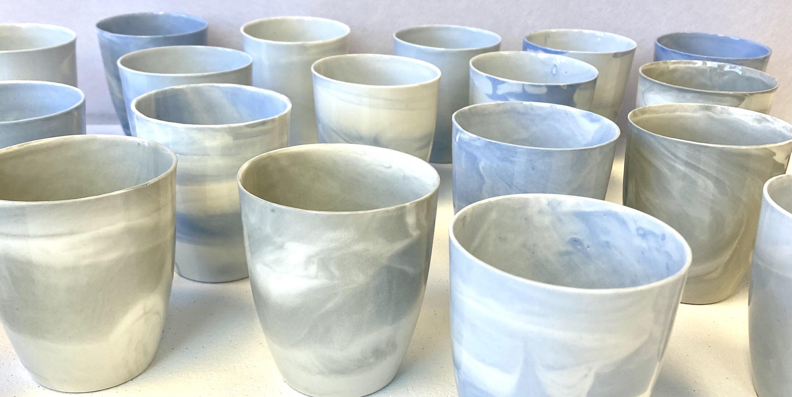 Helen Mørken - Porcelain